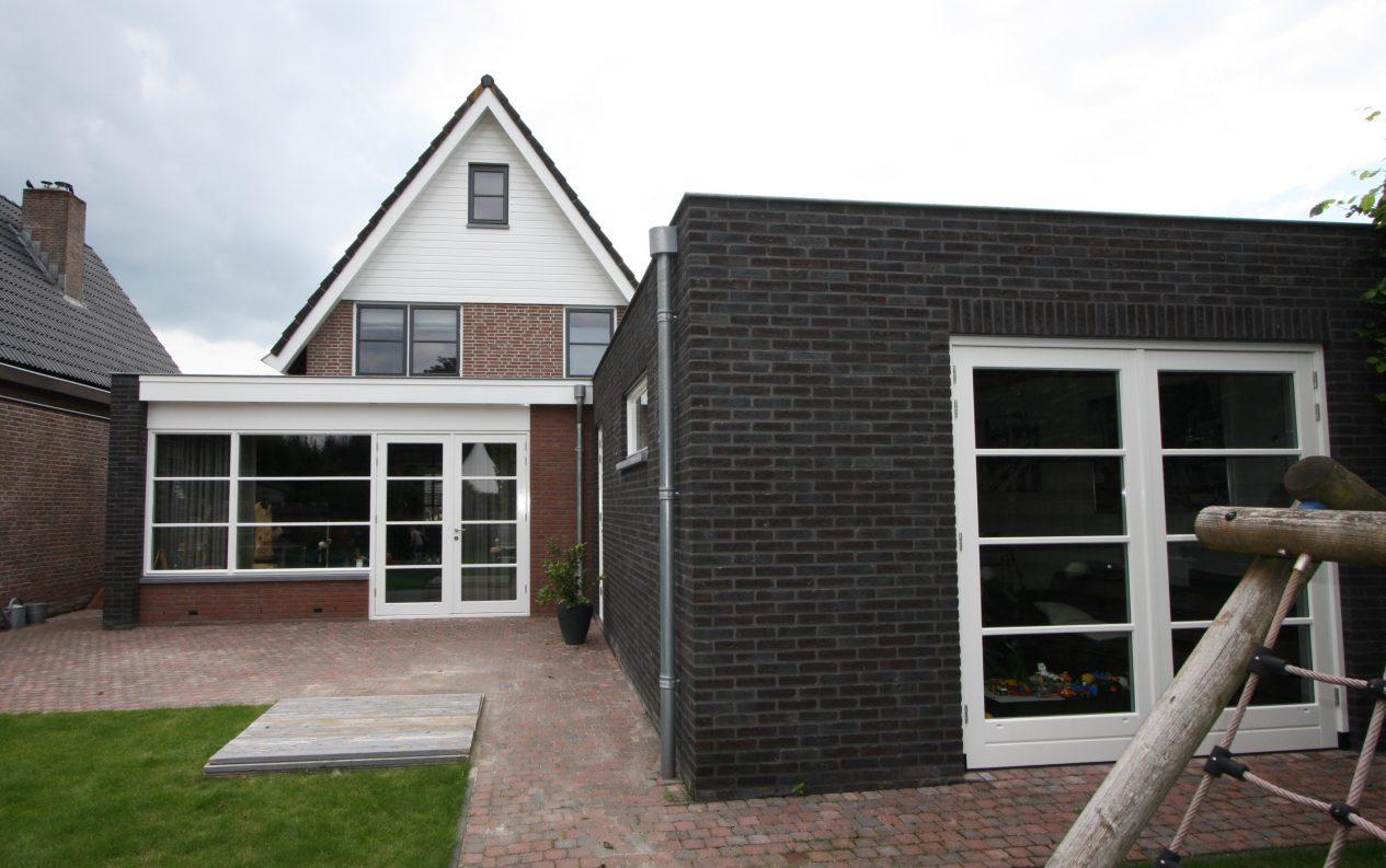 Gemoderniseerde woning te Veenendaal