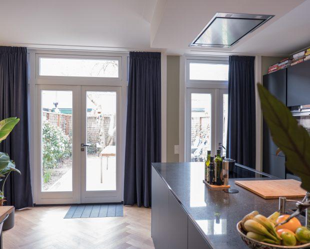 Renovatie en aanbouw jaren '30 woning te Hilversum