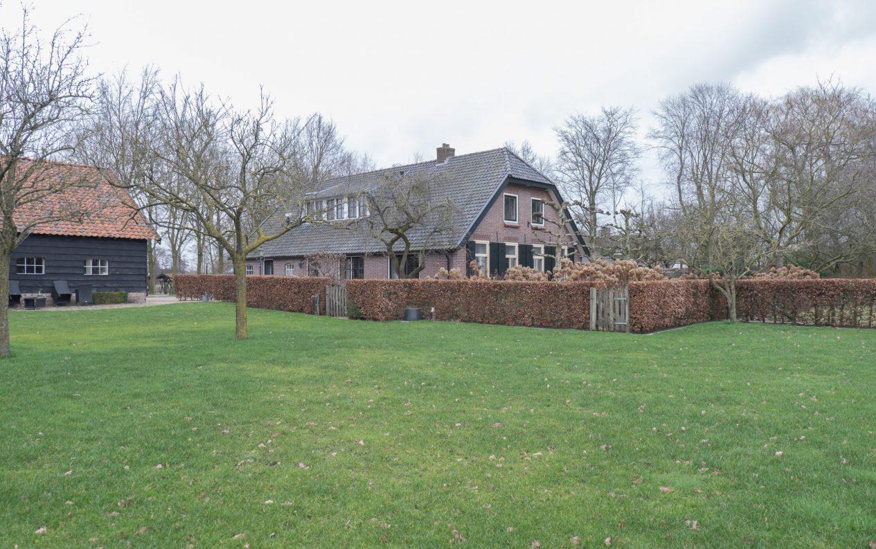 Veluwse woonboerderij te Kootwijkerbroek