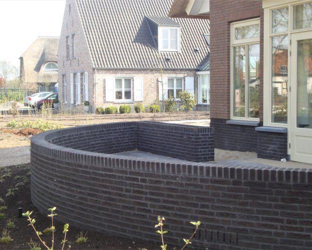 Project in landschapstuin Lunteren